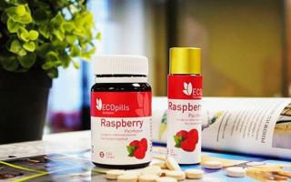 Эко Пиллс Распберри — отзывы и принцип действия конфет для похудения