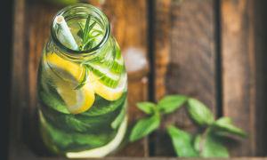 Вода Сасси для похудения — рецепт приготовления