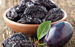 Чернослив сушеный без косточки — калорийность, содержание БЖУ, полезные свойства