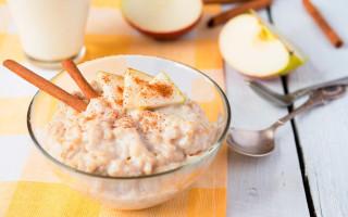 Овсянка на молоке — калорийность, БЖУ и полезные свойства