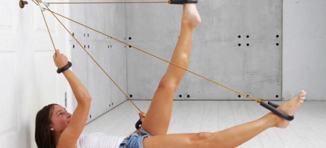 Тренажер Долинова Похудей — принцип действия и комплекс упражнений