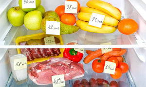 Подсчет калорий для похудения — использование калькулятора готовых продуктов