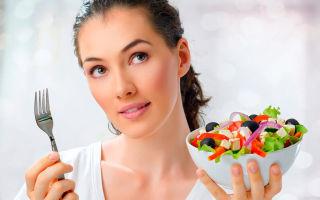 Клетчатка в продуктах питания — список
