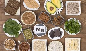 Содержание магния в продуктах питания в большом количестве — таблица