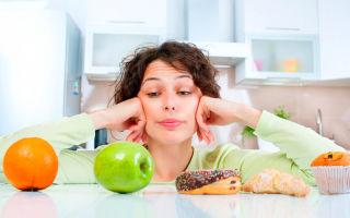 Правильное питание для похудения — основные принципы и правила