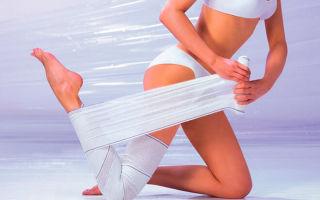 Отзывы об уксусном обертывании для похудения