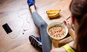 Результаты овсяной диеты