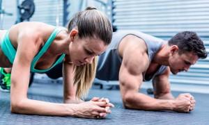 Упражнение планка для похудения — эффективное выполнение