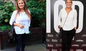 Как похудела Ирина Пегова — фото до и после