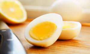 Вареное яйцо вкрутую — калорийность и содержание БЖУ