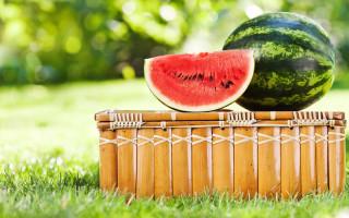 Арбуз — калорийность, содержание БЖУ и полезные свойства