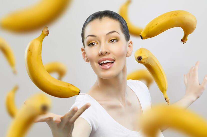 Как правильно выбрать и хранить бананы?