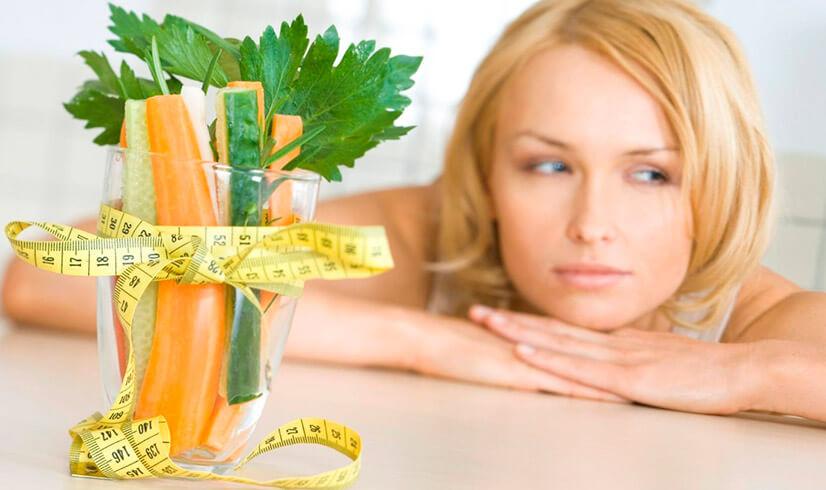 Противопоказания к применению диеты