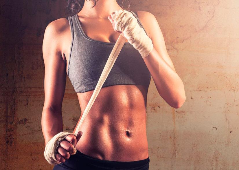 Сушка тела для девушек в домашних условиях - правила питания и план тренировок