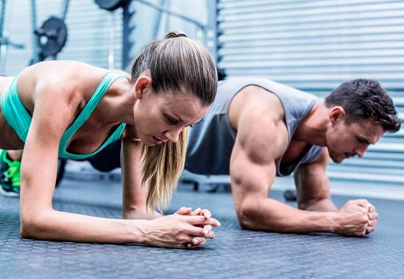 Понятие упражнения планка