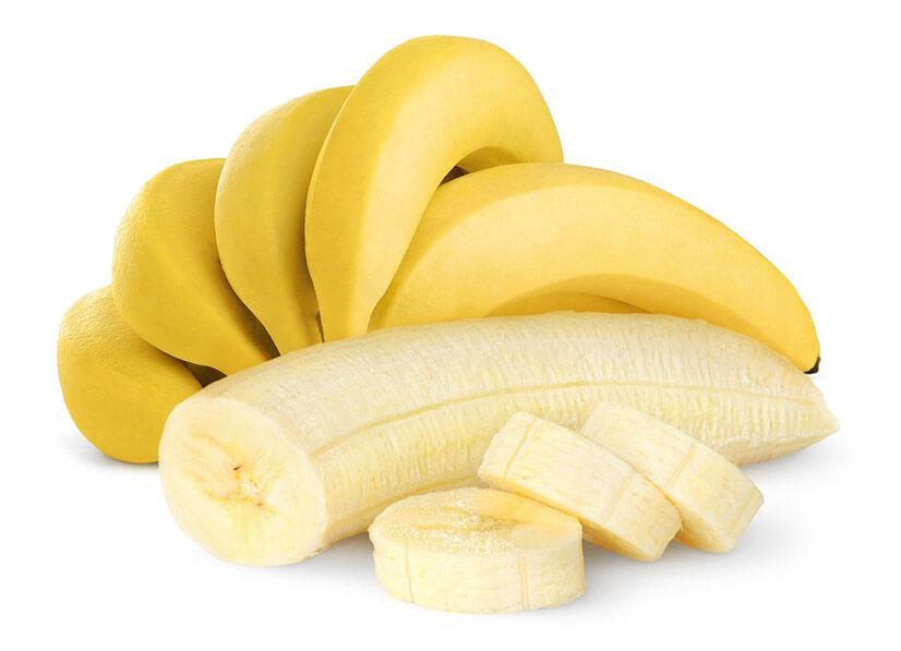 Рецепты диетических блюд из банана
