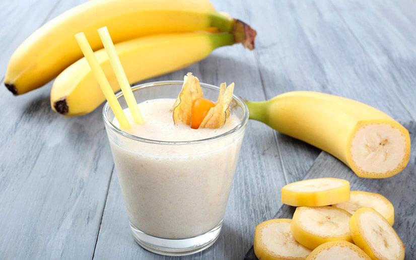 Банан без кожуры - калорийность и содержание БЖУ