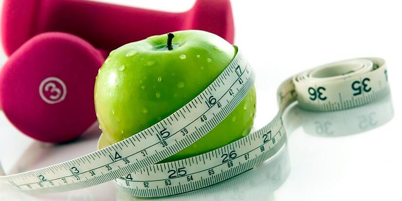Использование яблок в диетологии и при похудении