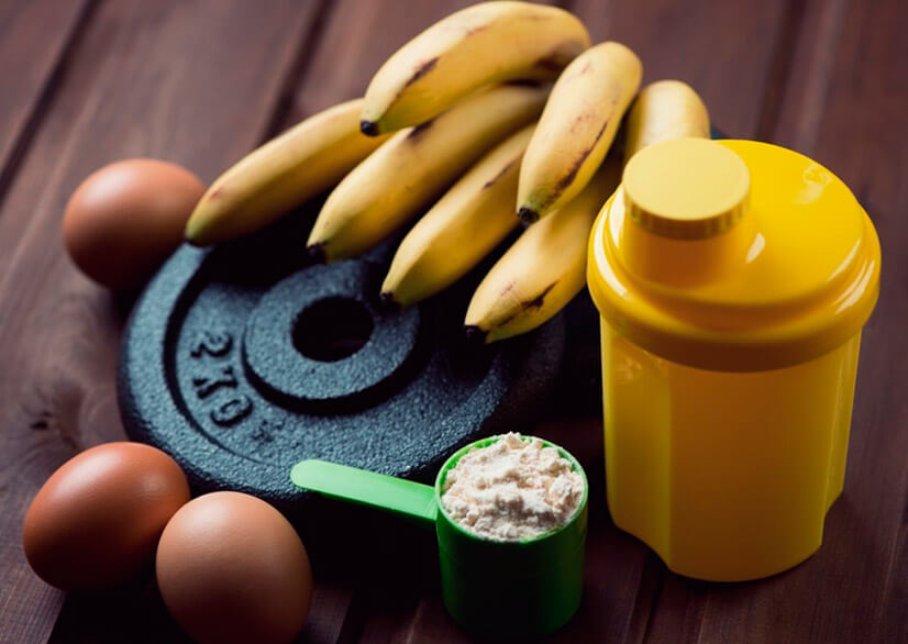 В каких продуктах содержится больше всего белка