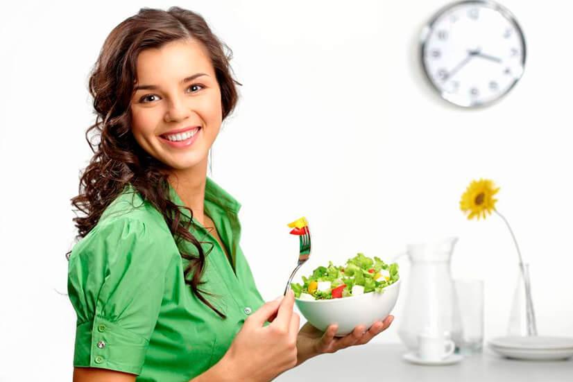 Эффективность гиполипидемической диеты
