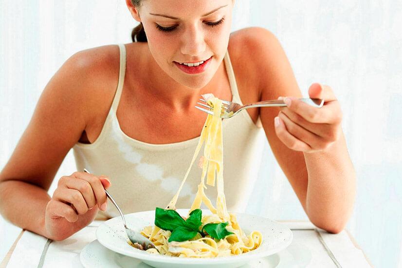 Макароны при похудении