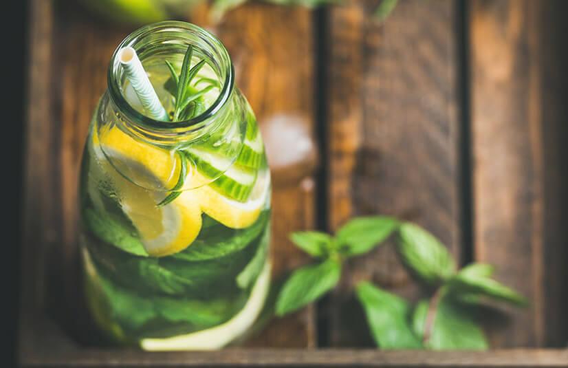 Вода Сасси для похудения - рецепт приготовления