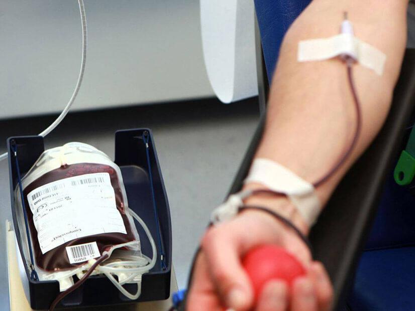 Что нельзя и что можно есть перед сдачей крови донору?