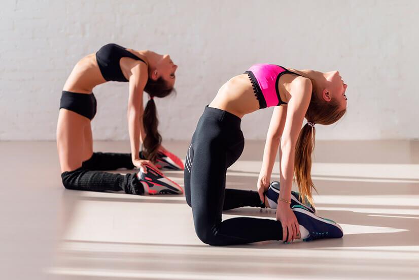 Правила занятия стретчингом