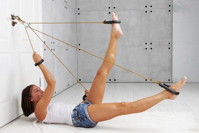 Тренажер Долинова Похудей - принцип действия и комплекс упражнений