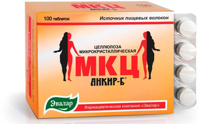 Препарат МКЦ Анкир-Б
