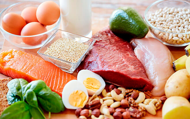 Белковая диета что можно есть список продуктов — Похудение