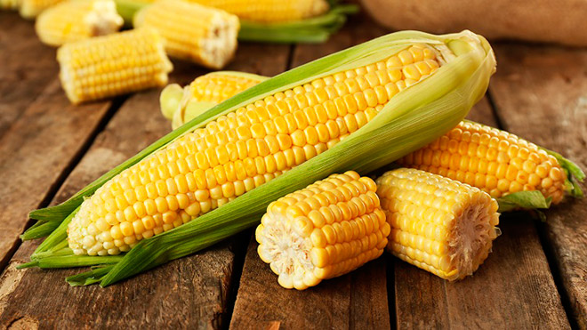 Польза от употребления кукурузы