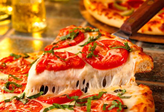 Десятый — пицца