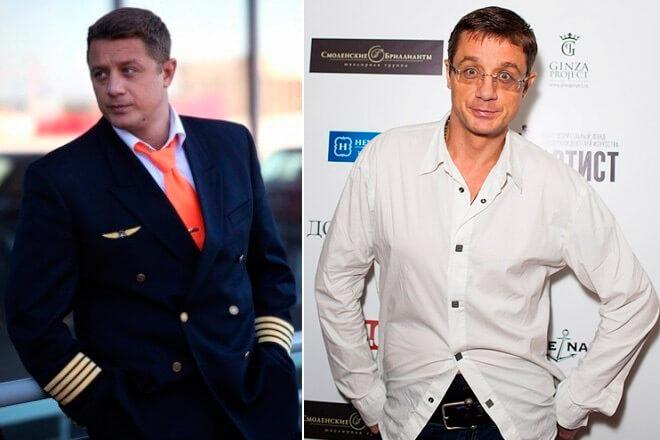 Как похудал Алексей Макаров