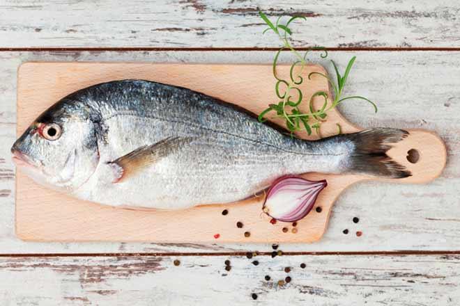 Диетические нежирные сорта рыб