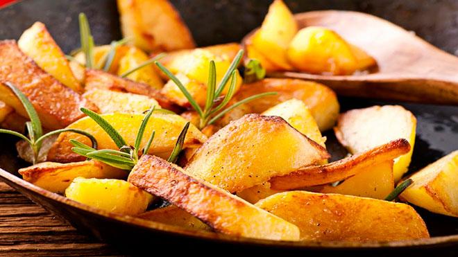 Сколько калорий содержит картофель